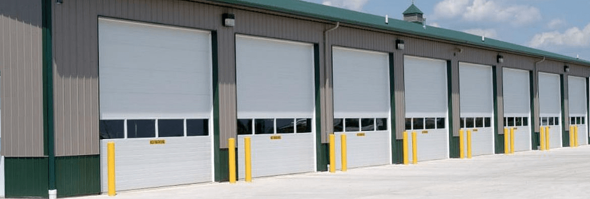 Captivating Commercial. Overhead Doors